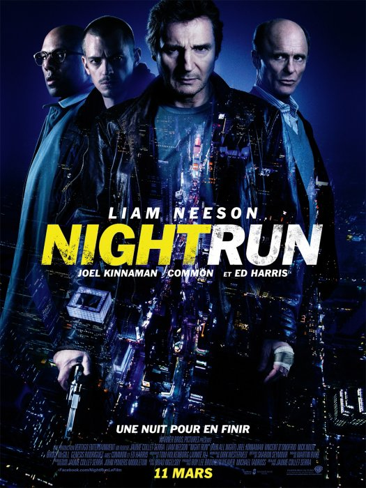 Night Run : Affiche