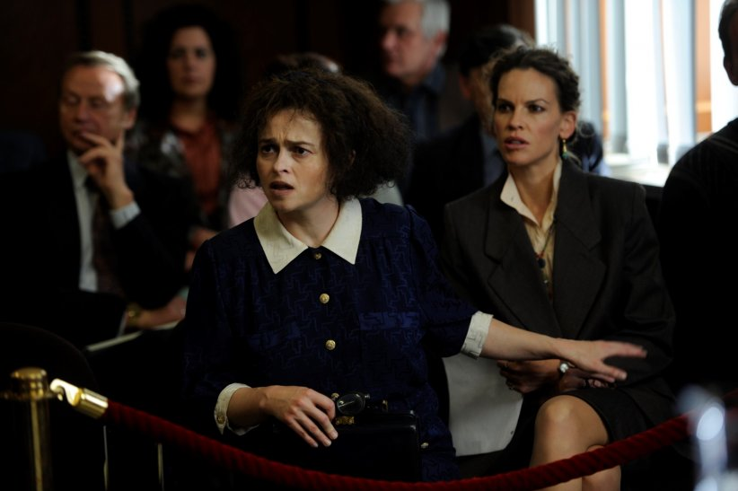 55 Steps : Photo Helena Bonham Carter, Hilary Swank