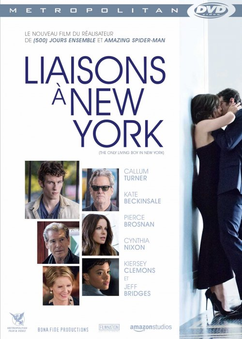 Liaisons à New York : Affiche