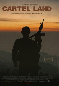 Affiche de Cartel Land