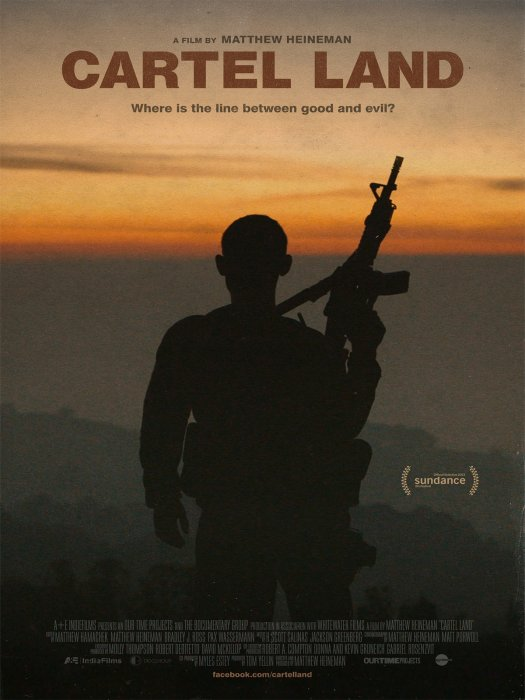 Cartel Land : Affiche