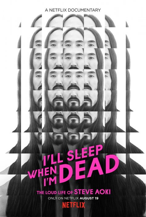 I'll Sleep When I'm Dead : Affiche