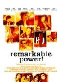 Affiche de Remarkable Power