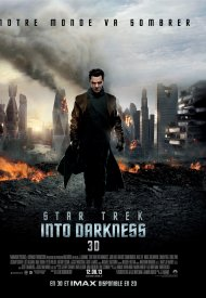 Affiche de Star Trek Into Darkness