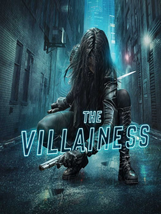 The Villainess : Affiche