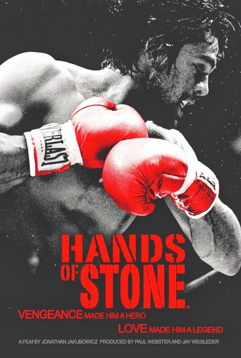 Hands Of Stone : Affiche