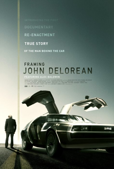 Framing John DeLorean : Affiche