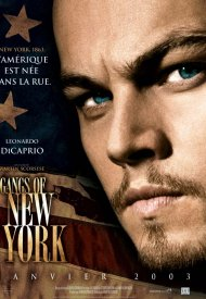 Affiche de Gangs of New York