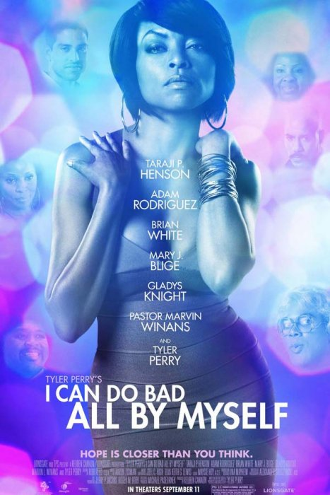 I Can Do Bad All by Myself : Affiche
