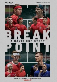 Affiche de Break Point: A Davis Cup Story