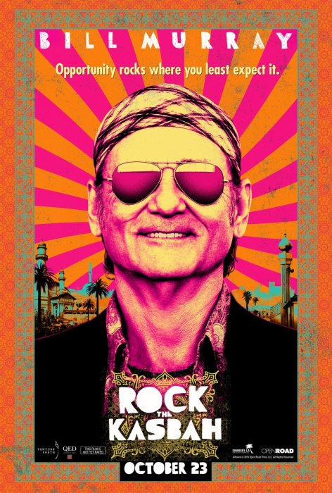 Rock The Kasbah : Affiche