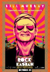 Affiche de Rock The Kasbah