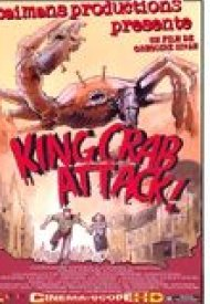 Affiche de King Crab Attack