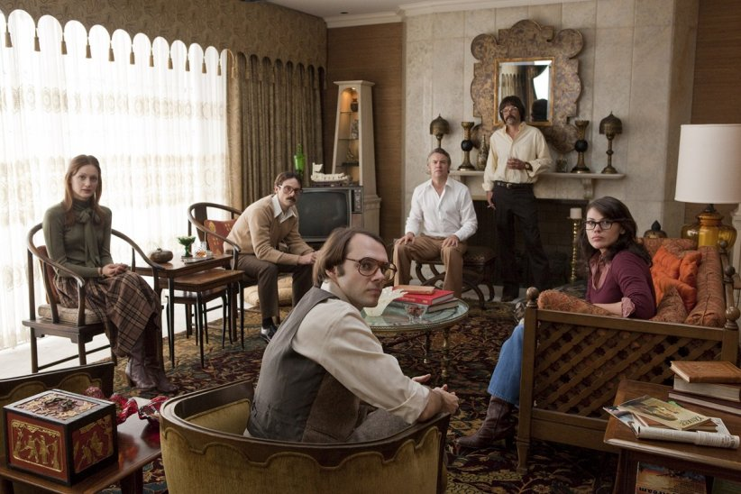 Argo : Photo Christopher Denham, Clea DuVall, Kerry Bishe, Rory Cochrane, Scoot McNairy