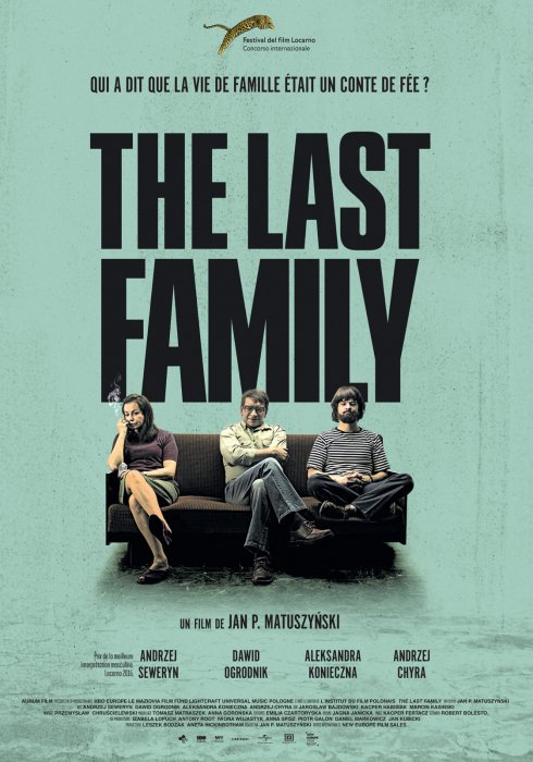 The last family : Affiche
