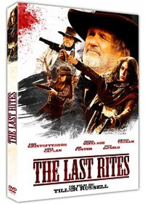 The Last Rites : Affiche