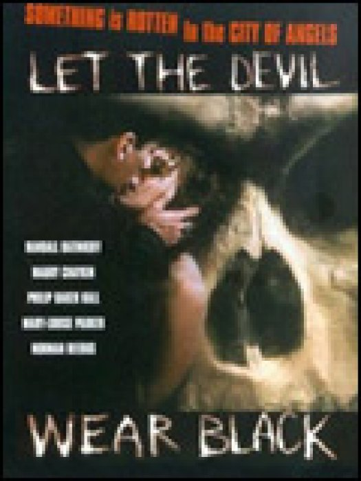 Let the Devil Wear Black : Affiche