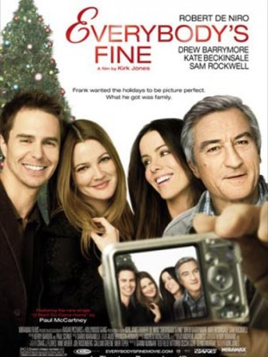 Everybody's Fine : Affiche