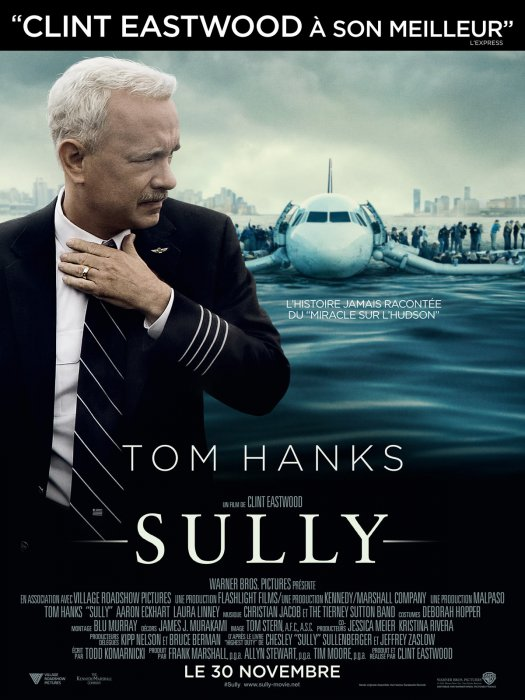 Sully : Affiche