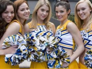 Le Scandale des pom pom girls