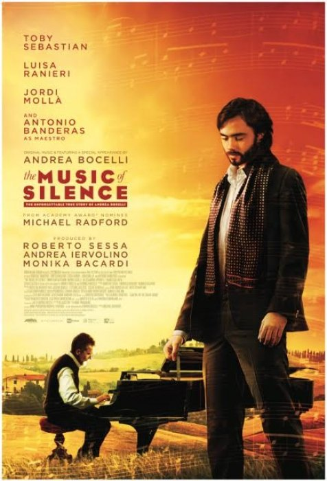 The Music Of Silence : Affiche