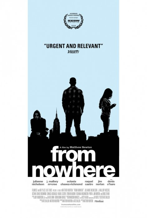 From Nowhere : Affiche