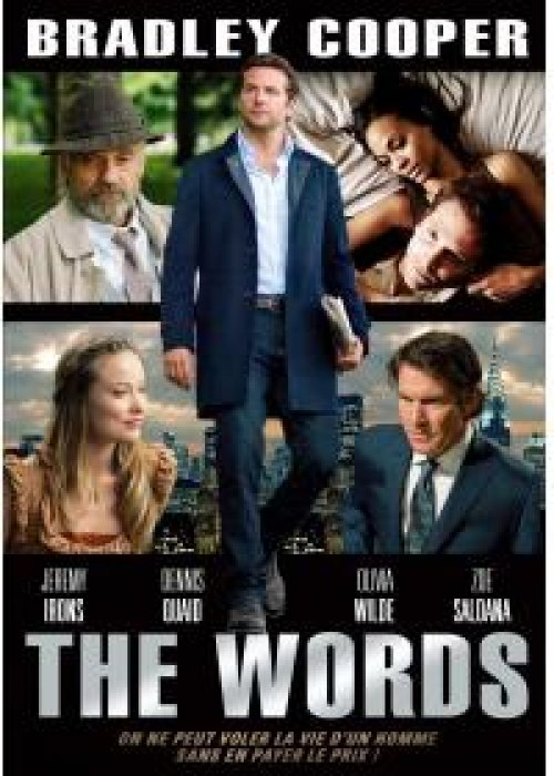 The Words : Affiche