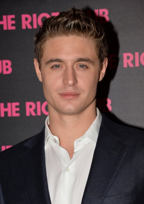 The Riot Club : Photo promotionnelle Max Irons