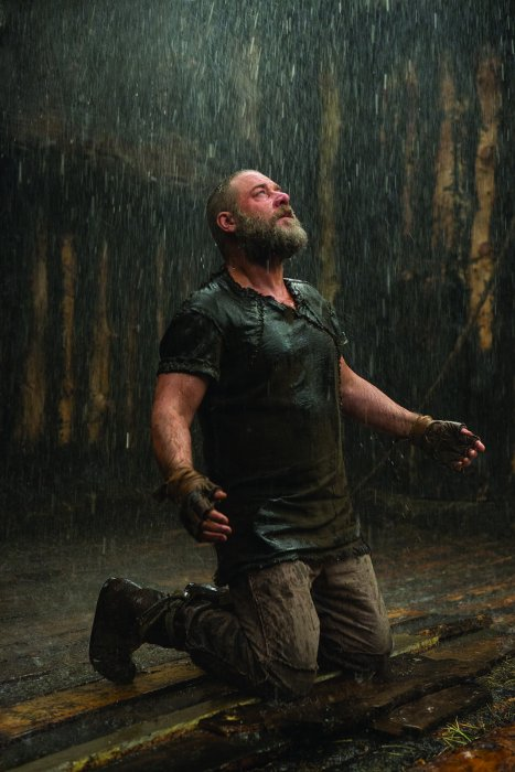 Noé : Photo Russell Crowe