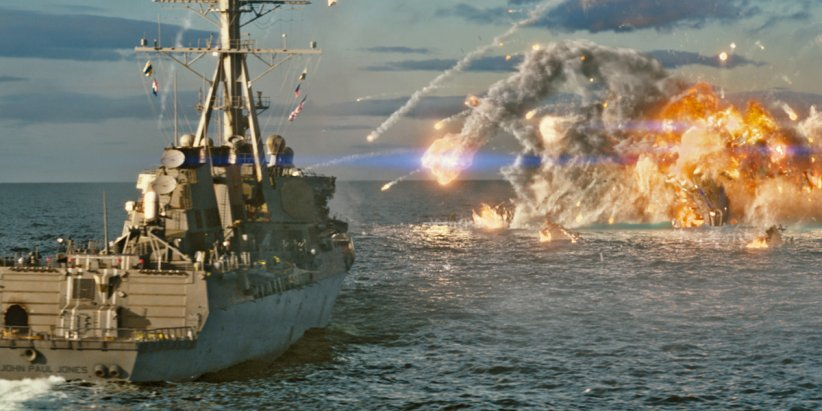 Battleship : Photo Peter Berg