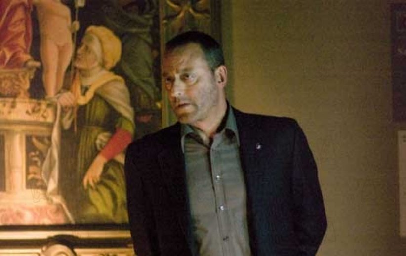 Da Vinci Code : Photo Jean Reno