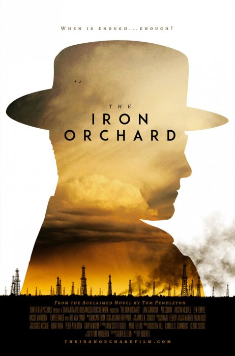 The Iron Orchard : Affiche