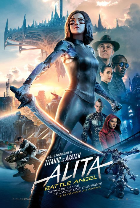 Alita : Battle Angel : Affiche