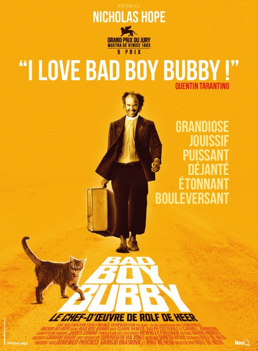 Bad Boy Bubby : Affiche