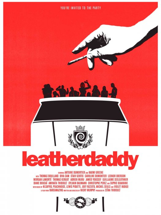 Leatherdaddy : Affiche