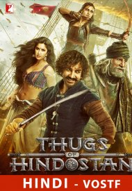 Affiche de Thugs of Hindostan