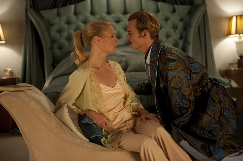 Charlie Mortdecai : Photo Gwyneth Paltrow, Johnny Depp