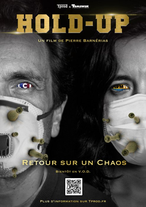 Hold-Up : Affiche