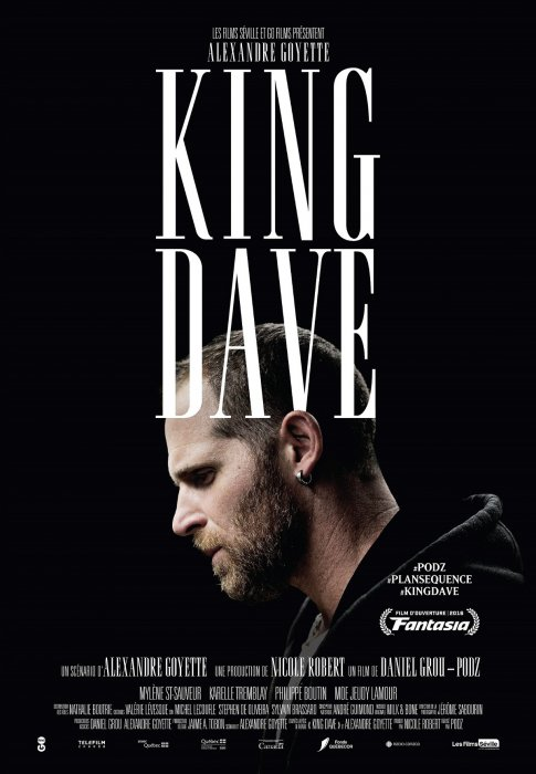 King Dave : Affiche