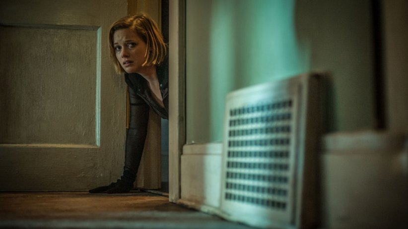 Don't Breathe - La maison des ténèbres : Photo Jane Levy