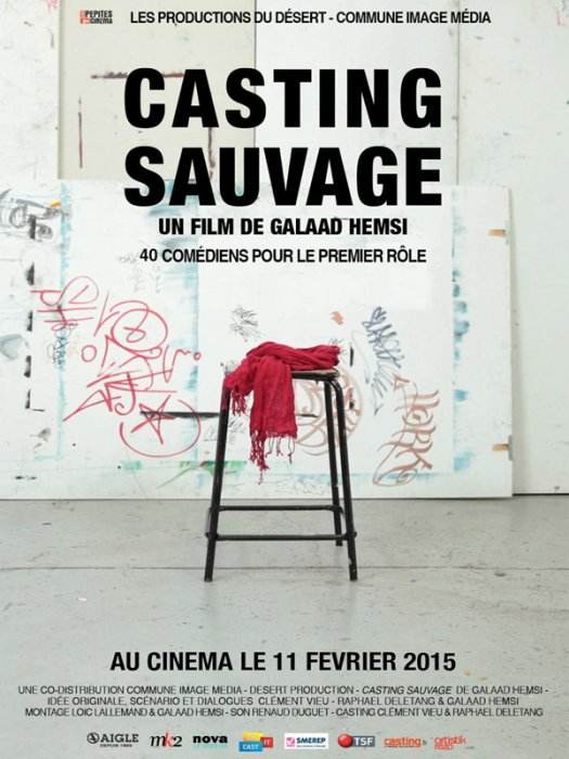 Casting Sauvage : Affiche