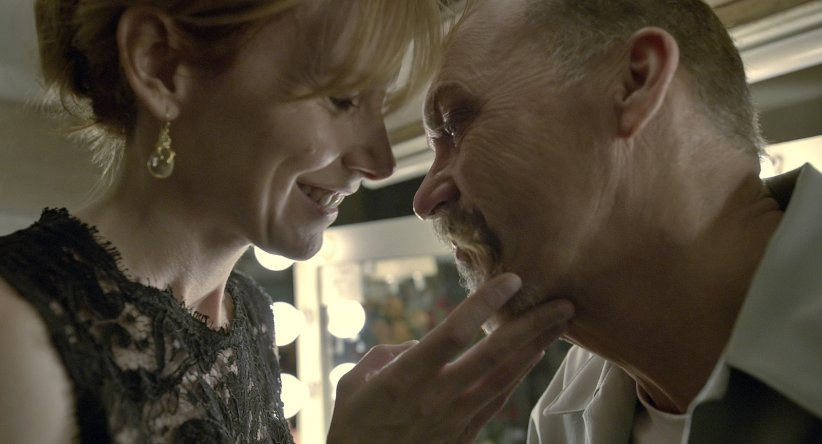 Birdman : Photo Amy Ryan, Michael Keaton