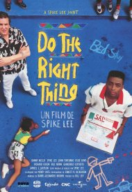 Affiche de Do the Right Thing