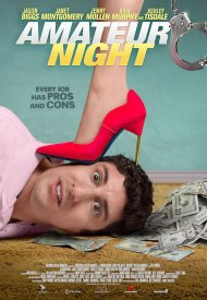 Affiche de Amateur Night
