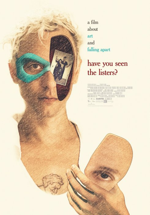 Have You Seen The Listers? : Affiche
