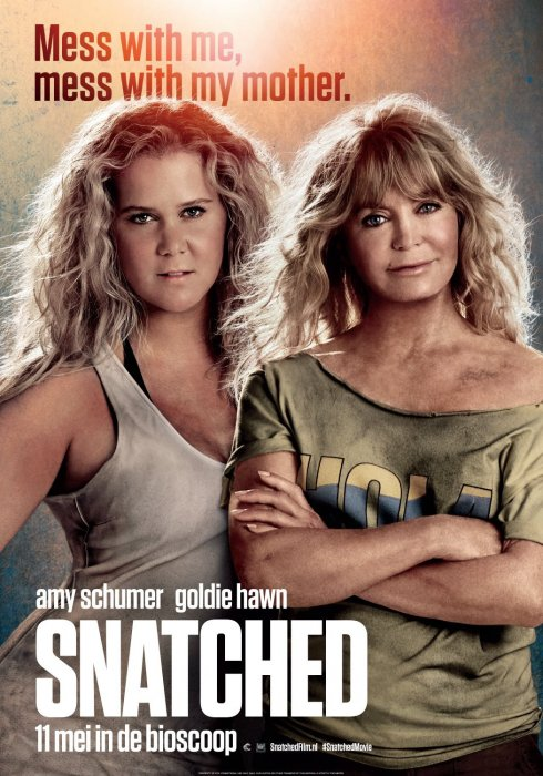 Snatched : Affiche
