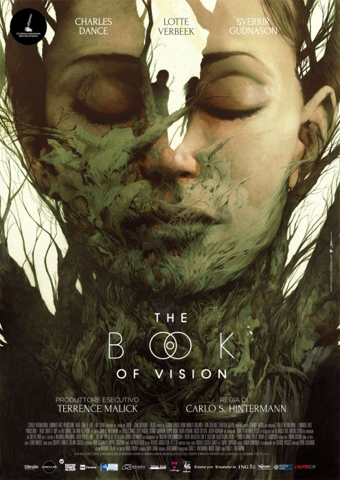 The Book of Vision : Affiche