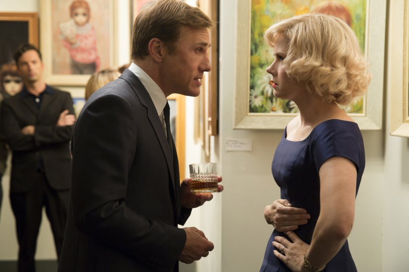 Big Eyes : Photo Amy Adams, Christoph Waltz