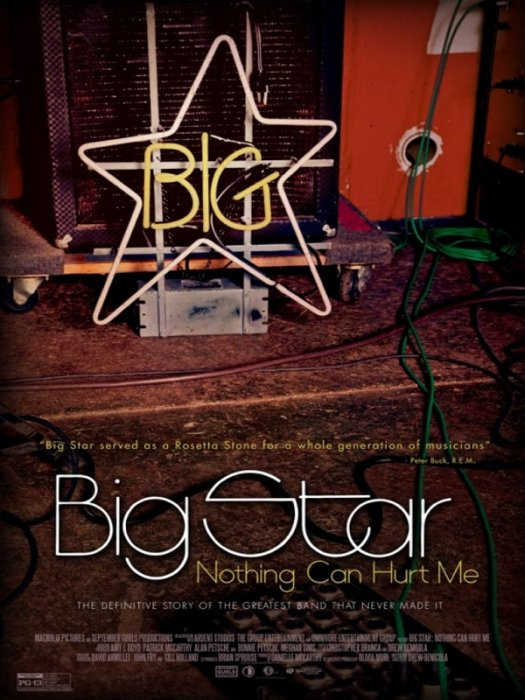 Big Star: Nothing can hurt me : Affiche