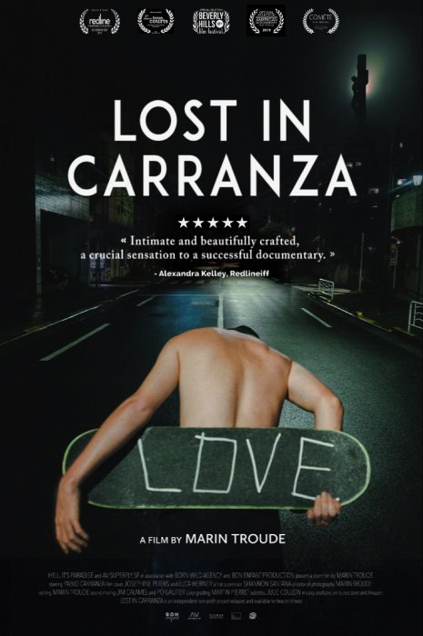 Lost In Carranza : Affiche